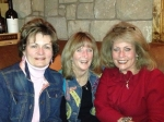 Gail, Dallas & Sue still Celebrating Birthdays!